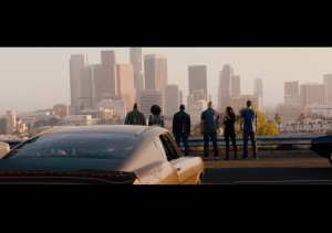 Furious 7 - Fallon Trailer