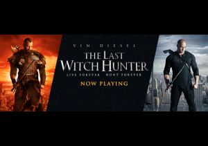 "The Last Witch Hunter Preview Featuring ""Paint It Black"" by Ciara"
